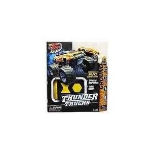 Air Hogs Thunder Truck   Grey Toys & Games