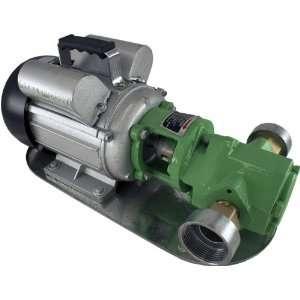 Gear Oil Pump 110v 850w 1 HP 20 gpm WCB75 WVO Fuel Transfer biodiesel