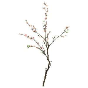 58 Plum Blossom Tree Branch Pink (Pack of 6) Patio, Lawn