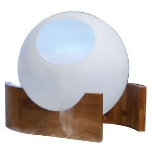 Ultrasonic Ball Mist Decorative Humidifier LED Multi color