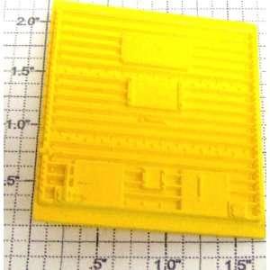 Lionel 600 6464 07Y Yellow 5 Panel Box Car Door Toys & Games