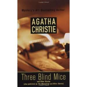 Three Blind Mice (St. Martins Minotaur Mysteries