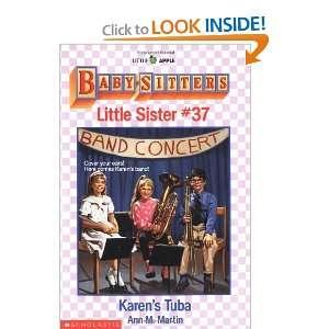 Karens Tuba (Baby Sitters Little Sister, No. 37