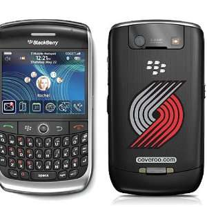 Portland Trail Blazers Blackberry Curve 8900