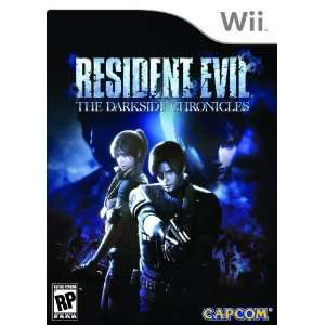 Resident Evil The Darkside Chronicles Video Games