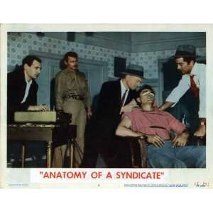 Anatomy of the Syndicate Movie Poster (11 x 14 Inches   28cm x 36cm