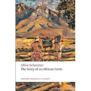 The Story of an African Farm (Oxford Worlds Classics
