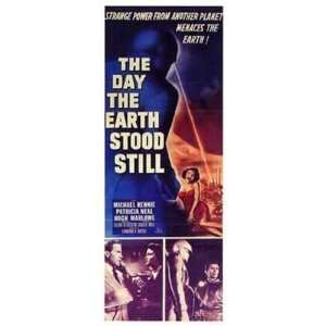The Day the Earth Stood Still by Unknown 11x17
