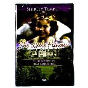 THE LITTLE PRINCESS Shirley Temple SHIRLEY TEMPLES FIRST