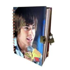 Disney High School Musical Diary With Lock Case Pack 24