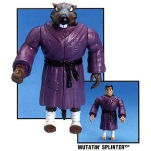 Mutatin Splinter Teenage Mutant Ninja Turtles Tmnt Mutations [Toy
