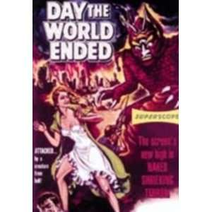 Day the World Ended Richard Denning, Lori Nelson, Adele