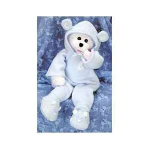 Baby of Mine Singing Baby Teddy Bear   Blue 22