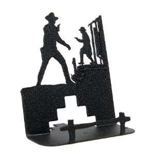SHOOTOUT Business Card Holder