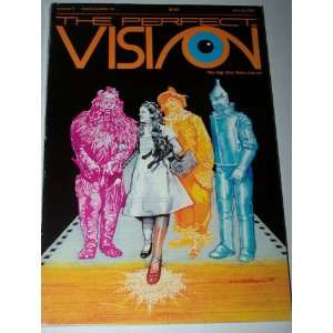 The Perfect Vision Magazine, Vol. 3, Issue 10 (Spring