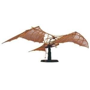 di Leonardo Da Vinci Flying Machine Wooden Model Kit  Toys & Games