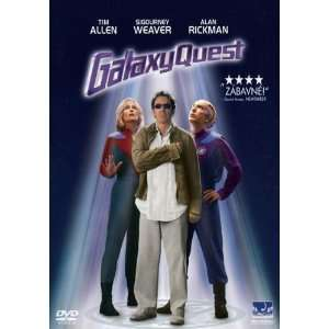 Galaxy Quest   Laminated Movie Poster   11 x 17 Inch (28cm x 44cm
