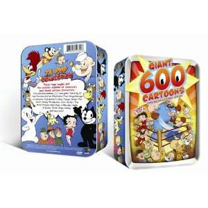 Giant 600 Cartoons Special Collectors Edition Betty Boop