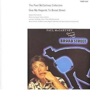 Give My Regards to Broad Street Paul Mccartney Music