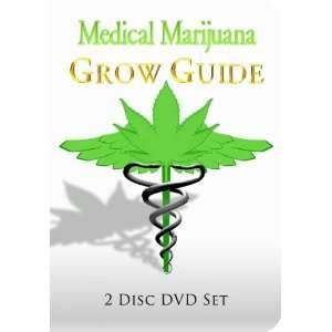 Medical Marijuana Grow Guide 2 Disc DVD Set: Jonathan Lee