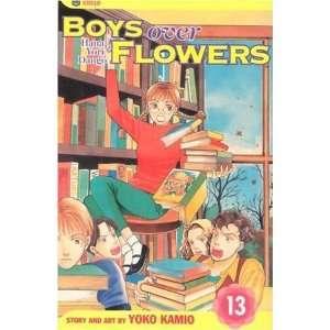 Hana Yori Dango (Boys Over Flowers Hana Yori Dango) [Paperback] Yoko