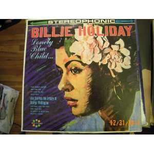 Billie Holiday Lonely Blue Child (Vinyl Record) Billie