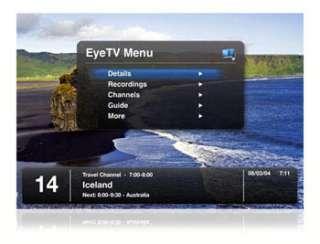 Elgato Systems 10020974 EyeTV Hybrid TV Tuner Stick for Analog, HDTV
