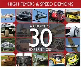 High Flyers & Speed Demons