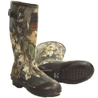 Itasca Swampwalker Rubber Hunting Boots   Waterproof Insulated, Mossy