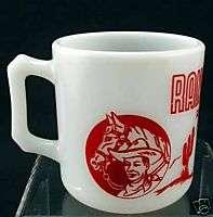 Hazel Atlas RANGER JOE Ranch Mug Childs Mug
