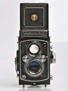 Yashica Yashica AUTO 6x6 120 TLR Twin Lens Camera RARE