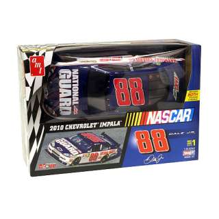 Auto World Dale Earnhardt, Jr. Snap Together Car Model Kit   Dale