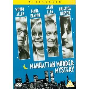 Manhattan Murder Mystery [DVD] [1994]: .co.uk: Woody Allen