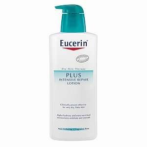 Buy Eucerin Plus Intensive Repair Lotion & More  drugstore