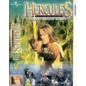 Hercules and the  Women [1994] (Tv Film) [VHS] Kevin Sorbo