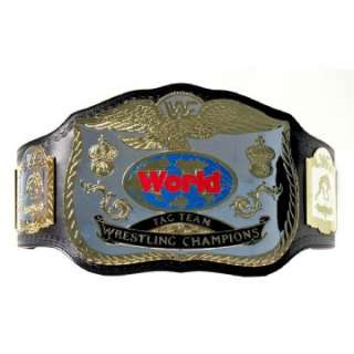WWEShop   WWE Classic Tag Team Replica Belt