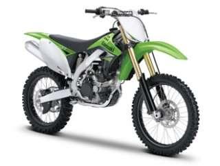 Kawasaki KX450F Diecast Model Motorbike (by Maisto 31175)