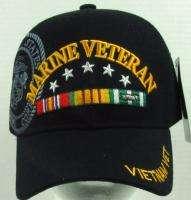 NEW MILITARY U.S. MARINE VIETNAM VETERAN BASEBALL CAP