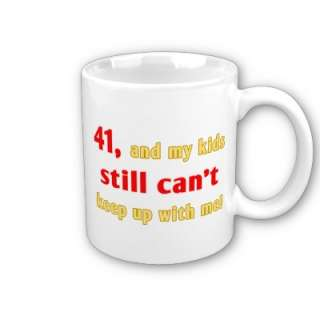 Give a 41st birthday gift idea with some attitude this year! This