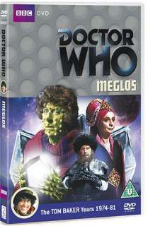 Doctor Who Doctor Who Meglos (DVD) at BBC Shop