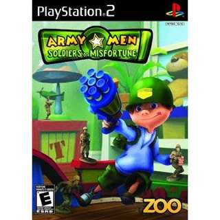 Army Men: Soldiers of Misfortune (PS2): Unassigned Video