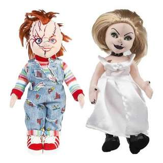 Bride of Chucky Plush Doll Case   Underground Toys   Horror: Childs