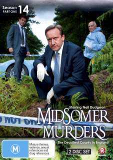 Midsomer Murders Series 14 DVD   DVD Land