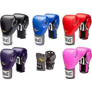 Everlast Pro Style Boxing Gloves & Grapplings Pick Size and Color