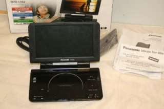 Panasonic DVD LS92 Portable 9 Widescreen DVD Player DVD LS92
