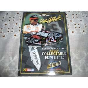 Dale Earnhardt #3 Goodwrench Collectable Knife from 1998