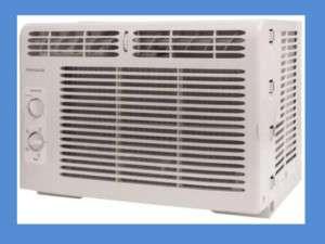5,000 BTU THRU WINDOW WALL AIR CONDITIONER ROOM UNIT