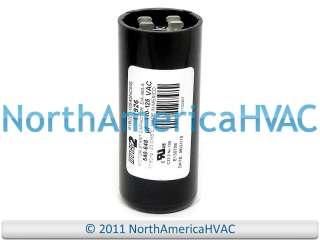 Motor Start Capacitor 540 648MFD 110 125VAC MARS2 11926