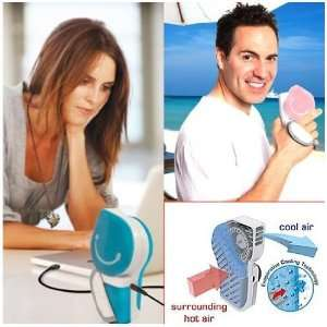 Mini Portable Hand Held Air Conditioner Cooler Fan