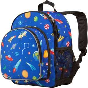 Wildkin Olive Kids Out of This World Packn Snack Backpack Bags